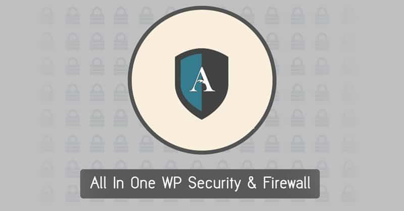افزایش امنیت وردپرس با All In One WP Security