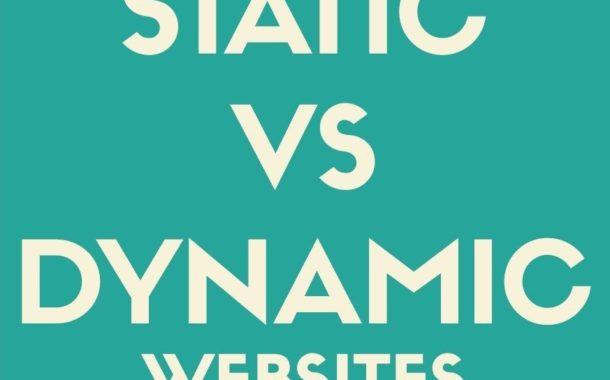 تفاوت طراحی سایت دینامیک و استاتیک
