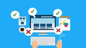 اشتباهات رایج در طراحی وبسایت